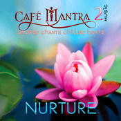 Cafe Mantra Music2 Nurture CD