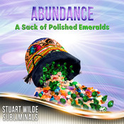 Abundance Subliminal (Stuart Wilde) CD