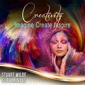 Creativity Subliminal (Stuart Wilde) CD