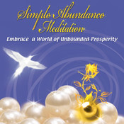Simple Abundance Meditation CD