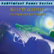 Sleep Peacefully Subliminal CD