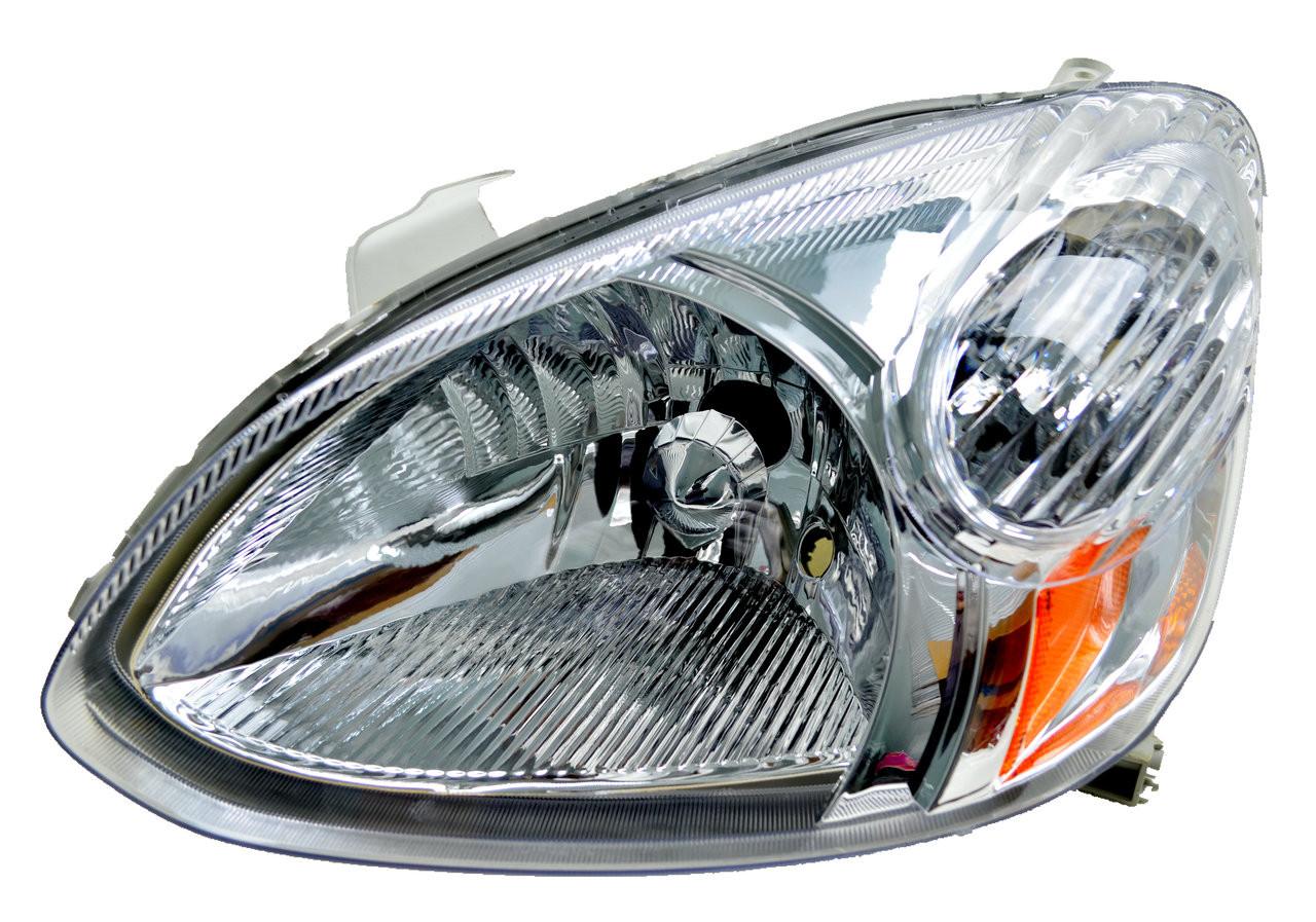 toyota echo headlights