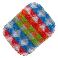 "World's Best Pot Scrubber 6.25"" x 4.5"""