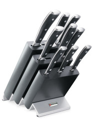 Wusthof Classic Ikon 10pc Knife Block Set