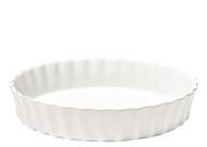 "Emile Henry Farine Deep Flan Dish 30cm/11.8"" 2.5L/2.5qt"