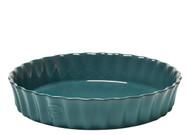 """Emile Henry Feu-Doux Deep Flan Dish 30cm/11.8"""" 2.5L/2.5qt"""