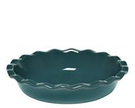 """Emile Henry Feu-Doux Pie Dish 26cm/10"""" 1.4L/1.5qt"""