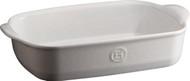 """Emile Henry Farine  Ultime Rectangular Baker Small  29x19cm/11.4x7.5"""" 1.6L/1.7qt"""
