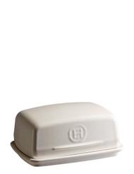 Emile Henry Argile Butter Dish