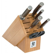 Shun Premier 7pc Essential Block Set