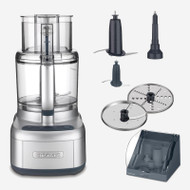 Cuisinart Elemental 11-Cup (2.6 L) Food Processor with Accessory Storage Case