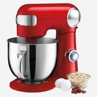 Cuisinart Precision Master   5.5qt  (5.2L) Stand Mixer  Red