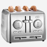 Cuisinart Custom Select 4 Slice Toaster