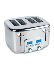 All-Clad 4 Slice Stainless Steel Toaster