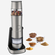 Cuisinart Rechargeable Salt, Pepper and Spice Mill