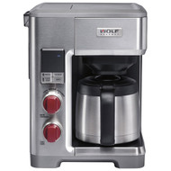 Wolf 10 Cup Programmable Thermal Coffee Maker
