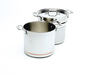 All Clad Copper Core Pasta Pentola w/ LId