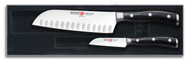 Wusthof Classic Ikon 2pc Asian Knife Set