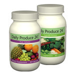 Unicity Daily Produce 24 120 Capsules