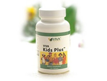 VIVA Life Science VIVA Kids Plus™ - (120 chewable tablets)