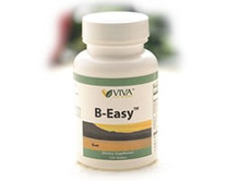 VIVA Life Science B-Easy™- (120 tablets) [x6]