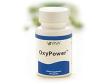 VIVA Life Science OxyPower™ - (30 veg. capsules)