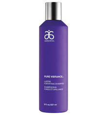 Arbonne Pure Vibrance Lustre Fortifying Shampoo