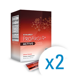Synergy ProArgi-9+ Active SSP - 2 Pack
