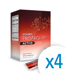 Synergy ProArgi-9+ Active SSP - 4 Pack