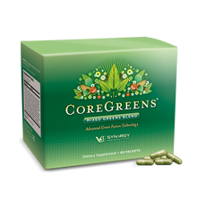 Synergy Core Greens Capsules (60 - 6 Capsule Packets)