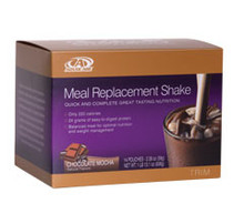 Advocare Meal Replacement Shake Chocolate (14 Pouches)
