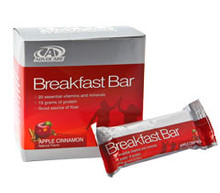 AdvoCare Breakfast Bar Apple Cinnamon (12 bars)