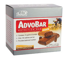 AdvoCare AdvoBar Snack Double Chocolate (12 bars)