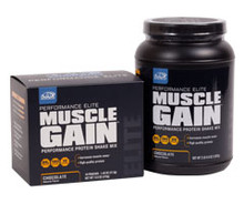 AdvoCare Performance Elite Muscle Gain™ Protein Shake - Box and Canister