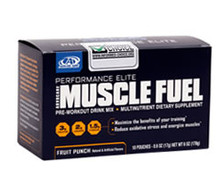 AdvoCare Muscle Fuel Fruit Punch (10 pouches)