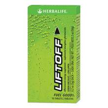 Herbalife Liftoff - Lemon-Cola Kick (10 Tablets 10m)