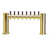 "Metropolis ""H"" - 8 Faucets - PVD Brass - Glycol Cooled"