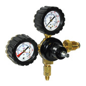 High Pressure Nitrogen Regulator Double Gauge