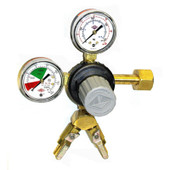 Primary Low Pressure Dual Gauge 2 shut-offs