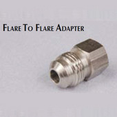 Female Flare to Male Flare Adapter