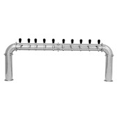 Arcadia - 10 Faucet - Wide - Glycol Cooled