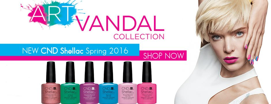 NEW CND Art Vandal Collection