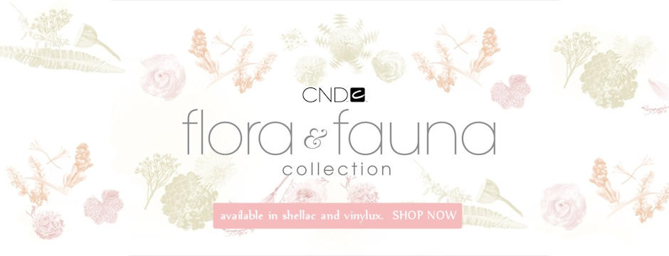 CND Flora & Fauna Collection Spring 2015