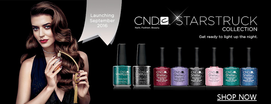 New CND Winter 2016 Starstruck Collection