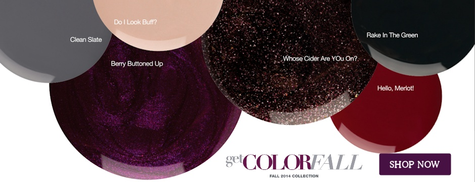 New Gelish Get Color-Fall 2014 Collection