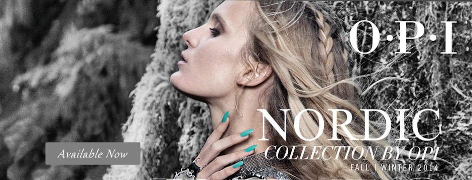 NEW OPI Gel Color Nordic Collection Fall/Winter 2014