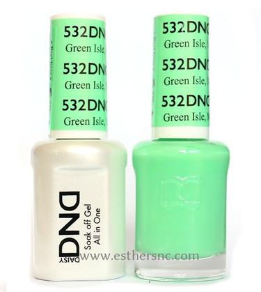 Daisy Gel Polish Green Isle Mn 532 Esther S Nail Center