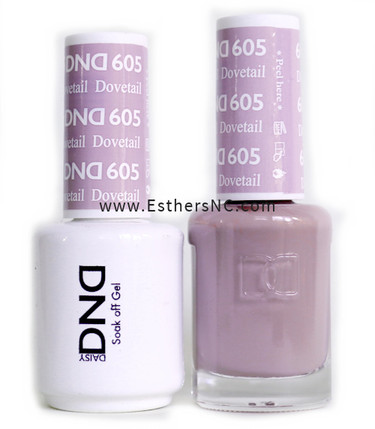Daisy Gel Polish Dovetail 605