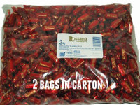 Perugina Rossana Hard Candy 13 lb BULK Bag (approx)