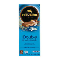 Perugina Baci Hazelnut MILK Chocolate Bars 5.43oz (Case of 14)